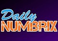 <b>Griglie numeriche - Daily numbrix