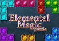 <b>Puzzle di elementi magici - Elemental magic puzzle