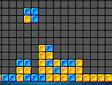 <b>Tetris bicolore - Ethereal celenite