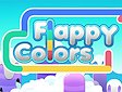<b>Pallina in equilibrio - Flappy colors