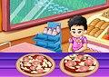 <b>Pizza in forno - Mega pizza