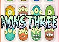 <b>Evoluzione di mostri - Monsthree