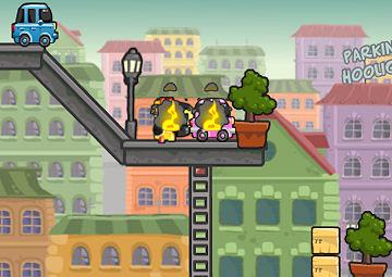 Gioco distruggi la citta 39 for Cabine in piccione forgiano con giochi arcade
