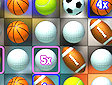 <b>Sports match 3 deluxe - Sport match