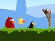 <b>Uccellini arrabbiati - Ugly birds