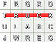 <b>Crucipuzzle - Word search