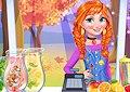 <b>Stand di succhi - Annie enchanted lemonade stand
