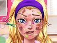 <b>Barbie stregata - Barbie hero face problem