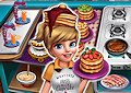 <b>Pancakes veloci - Cooking fast 3 ribs and pancakes