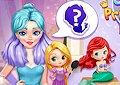 <b>Crystal e il negozio di bambole - Crystals princess figurine shop