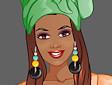 <b>Crea abito africano - Fashion studio african design