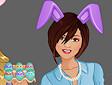 <b>Crea abito Pasqua - Fashion studio easter bunny