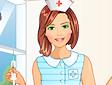 <b>Crea uniforme infermiera - Fashion studio nurse uniform