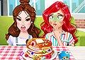 <b>Sfida a colazione - Funny food challenge