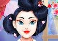 <b>Trucco da geisha - Geisha glass skin routine