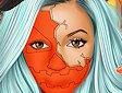 <b>Trucco ragazze per Halloween - Halloween face art