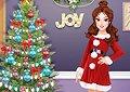 <b>Negozio di decorazioni natalizie - Holiday deco handmade shop