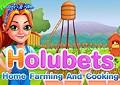 <b>Dalla terra alla tavola - Holubets home farming and cooking