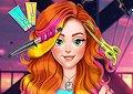 <b>Capelli per Capodanno - Jessie new year glam hairstyles