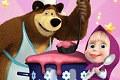 <b>Masha e Orso in cucina - Masha and bear cooking dash