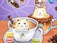 <b>Caffetteria artistica - Mermaid barista latte art