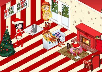 Gioco decora la stanza per natale for Decora la stanza girlsgogames