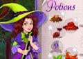 <b>Negozio di pozioni magiche - Olivia s potion shop