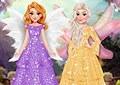 <b>Vestiti da fata - Princess fairy dress design
