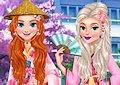 <b>Look per viaggio in Giappone - Princess girls trip to japan
