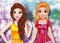 <b>Look per la primavera - Princess influencer spring time