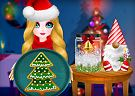 <b>Natale con le principesse - Princess magic christmas diy