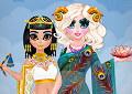 <b>Principesse divine - Princesses dazzling goddesses