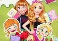 Decora le agende - Princesses planning diaries