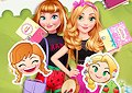 <b>Decora le agende - Princesses planning diaries