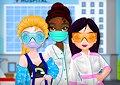 <b>Principesse ed epidemia - Princesses vs epidemic