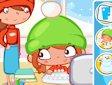<b>Studentessa fannullona - Snow day slacking