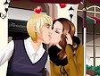 <b>Baci tra innamorati - Valentine kissing