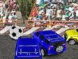 <b>Calcio con 4x4 - 4x4 soccer