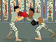 <b>Incontro di boxe - Army boxing