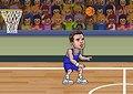 <b>Basket 1 contro 1 - Basketball swooshes