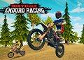 <b>Corse da moto enduro - Dirt bike enduro racing