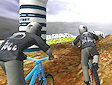 <b>Mountain bike 3D - Down hill duel