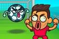 <b>Calcio rimbalzo - Flappy foot chinko