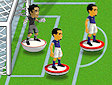 <b>Partita subbuteo - Flicking soccer 2