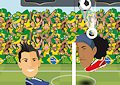 <b>Calciatori dalla testa grande - Football legends big head soccer