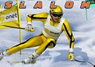 <b>Slalom sci GP - Gp ski slalom