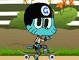 <b>Gumball skateboard - Gumball center park