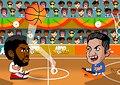 <b>Cestisti testoni - Head sports basketball