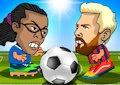 <b>Calciatori testa grossa - Head sports football