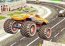 <b>Monster truck stunt - Monster truck stunt driving simulation